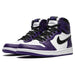 Air Jordan 1 Retro High OG 'Court Purple 2.0' - Kick Game