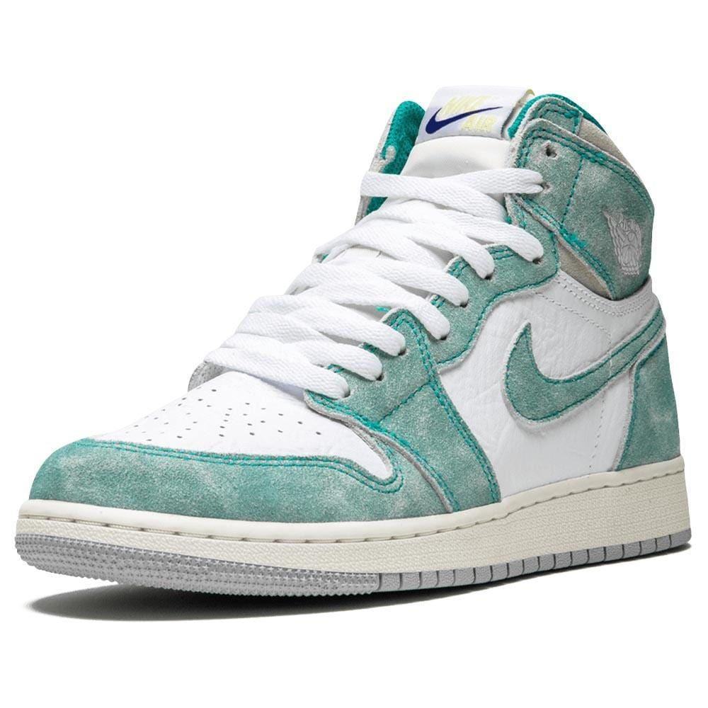 Air Jordan 1 Retro High OG GS 'Turbo Green' - Kick Game