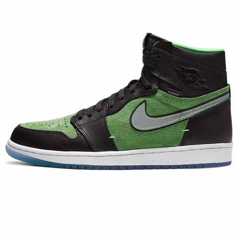 Air Jordan 1 High Zoom 'Rage Green' - Kick Game