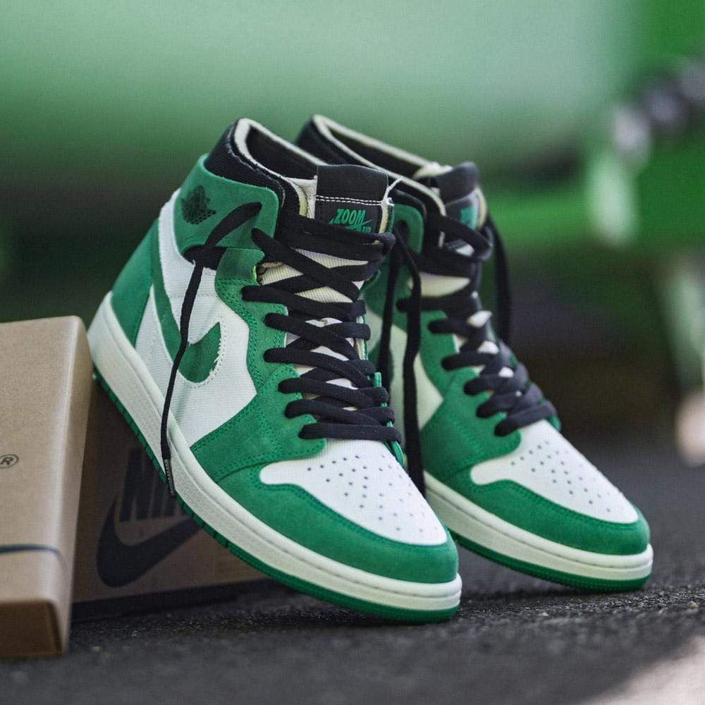 Air Jordan 1 Zoom Comfort 'Stadium Green' - Kick Game
