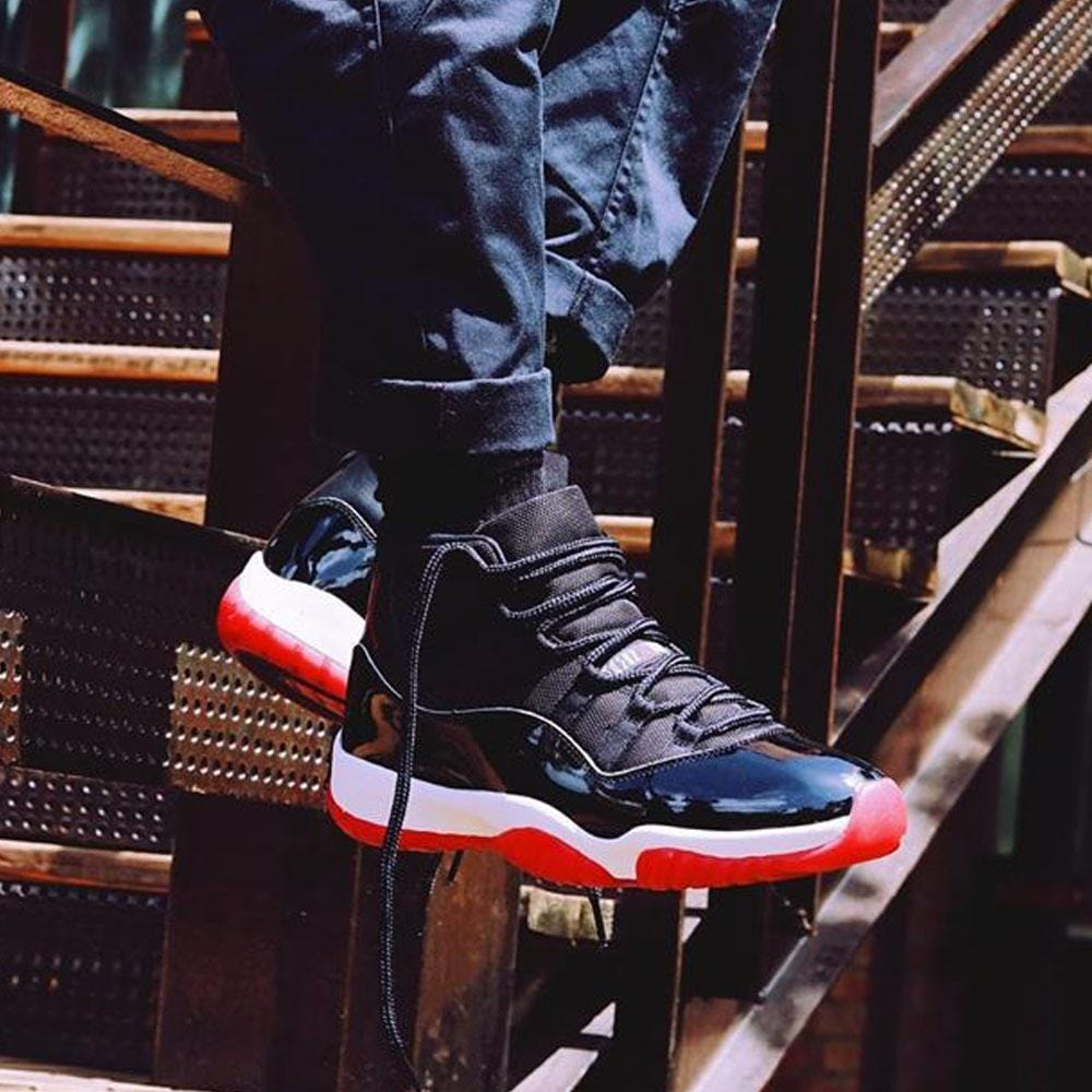 Air Jordan 11 Retro 'Bred' 2019 - Kick Game