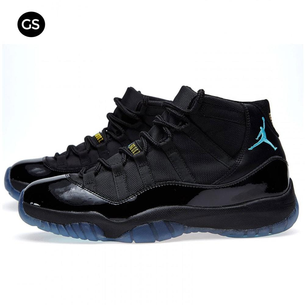 "AIR JORDAN 11 RETRO (GS) ""GAMMA BLUE"" - Kick Game"