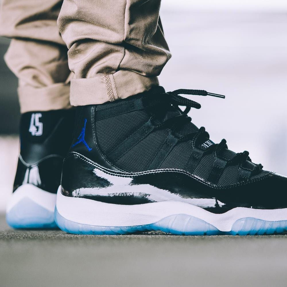 Air Jordan 11 PS Space Jam  Monster Mash - Kick Game
