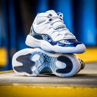 Air Jordan 11 Low Retro 'Legend Blue' - Kick Game