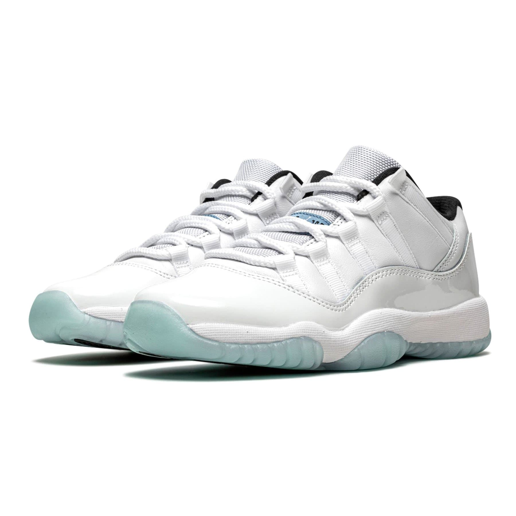 Air Jordan 11 Retro Low GS 'Legend Blue' - Kick Game
