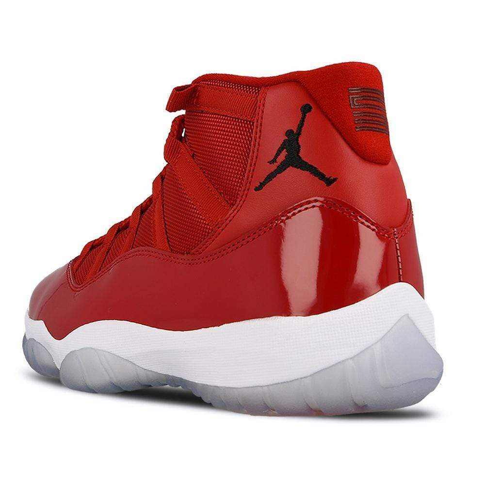 Air Jordan 11 Retro Gym Red  Win Like 96 - Kick Game