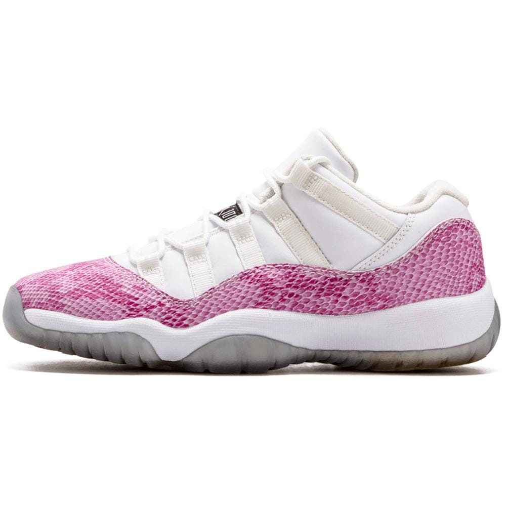 Air Jordan 11 Retro Girls 'Pink Snakeskin' - Kick Game
