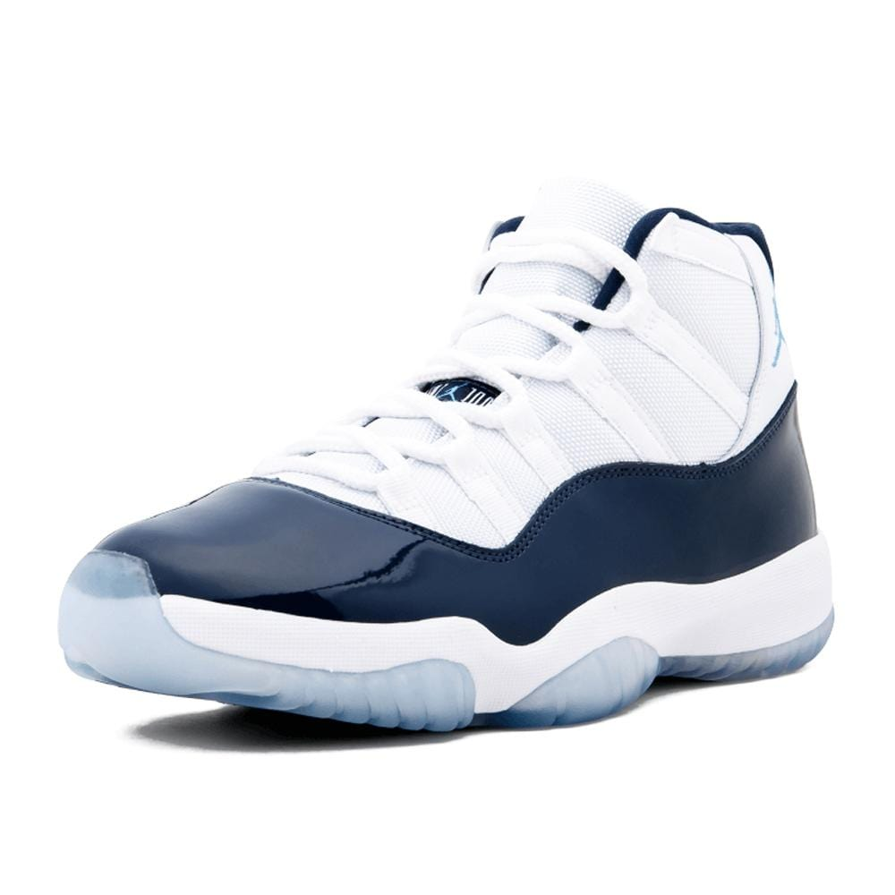 Air Jordan 11 Retro White-Midnight Navy  Win like 82 - Kick Game