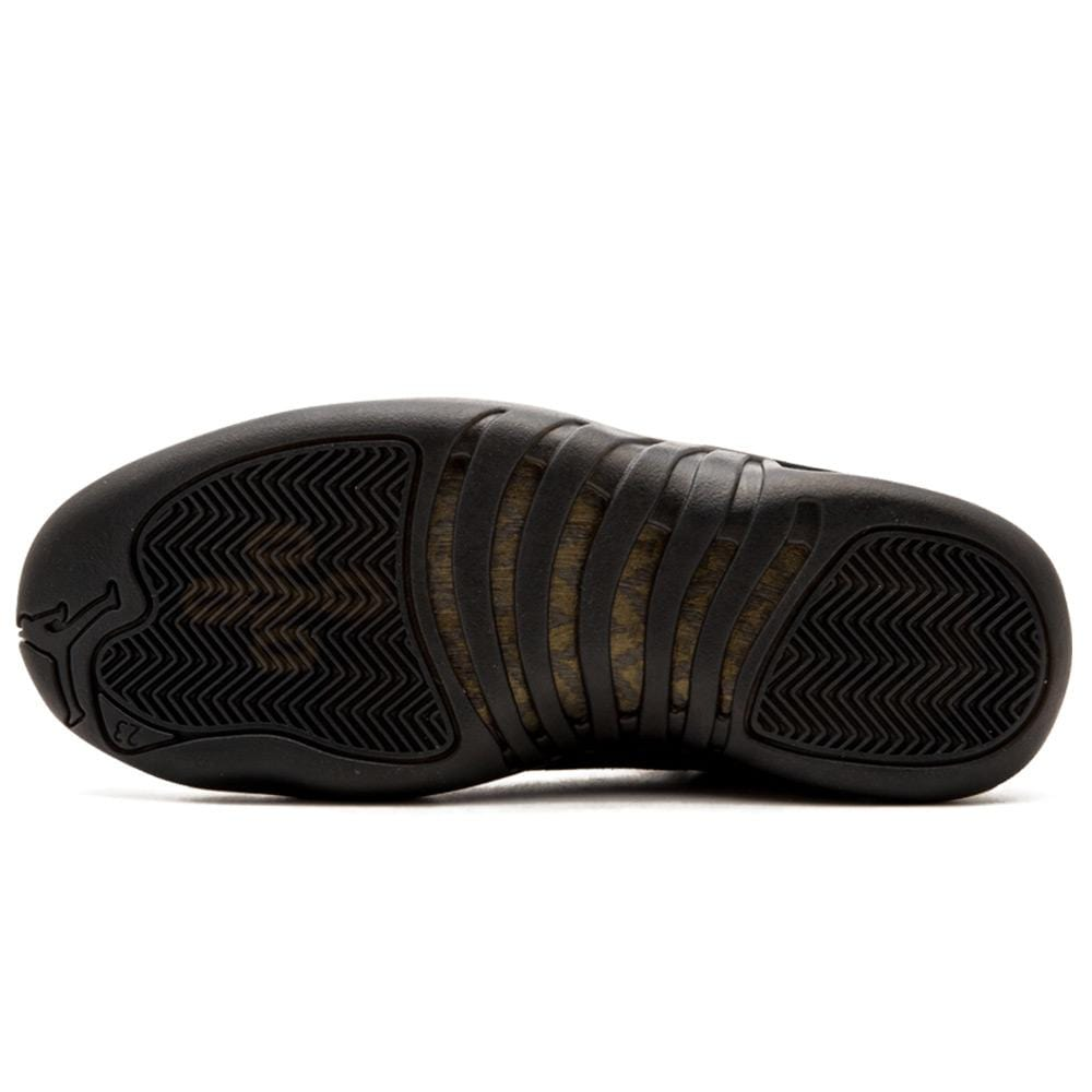 innovative design 34f5d e8873 Air Jordan 12 Retro OVO Black-Metallic Gold
