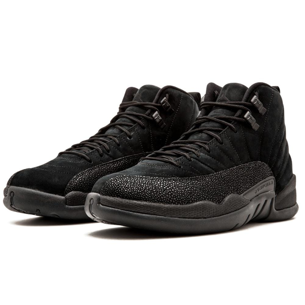 innovative design 898d1 4e897 Air Jordan 12 Retro OVO Black-Metallic Gold