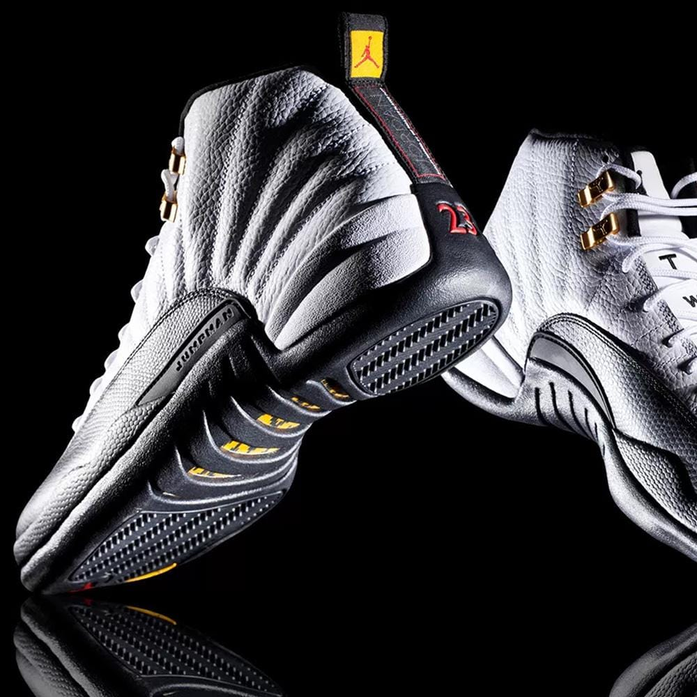 Air Jordan 12 Retro Taxi - Kick Game