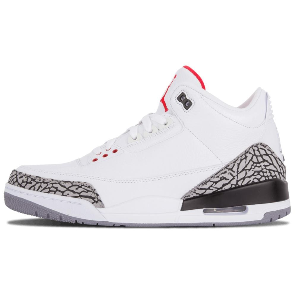 "Air Jordan 3 Retro ""White Cement"" - Kick Game"