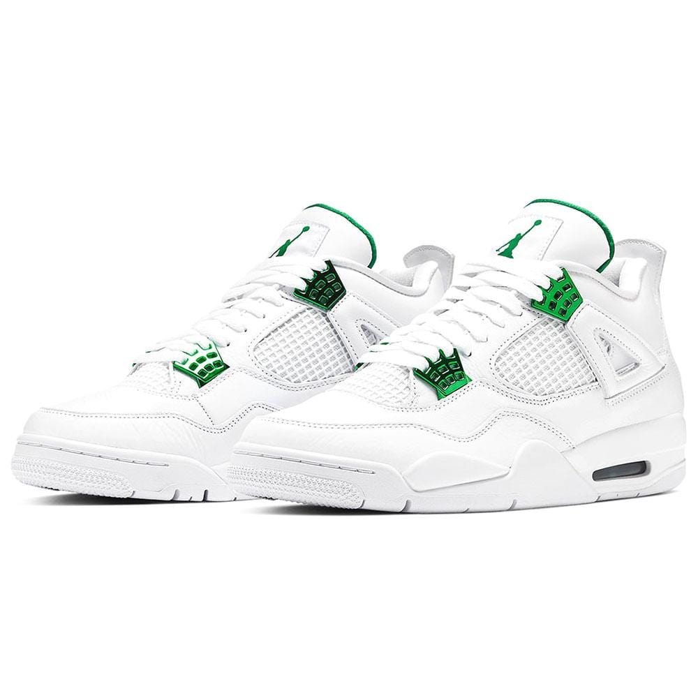 Air Jordan 4 Retro 'Green Metallic' - Kick Game