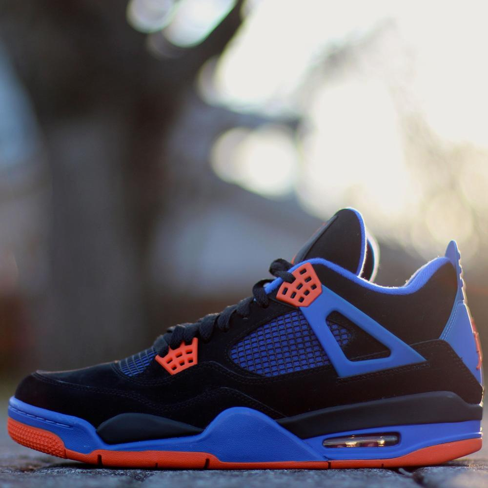 check out 703ad 59e8e Air Jordan 4 Retro 'Cavs'