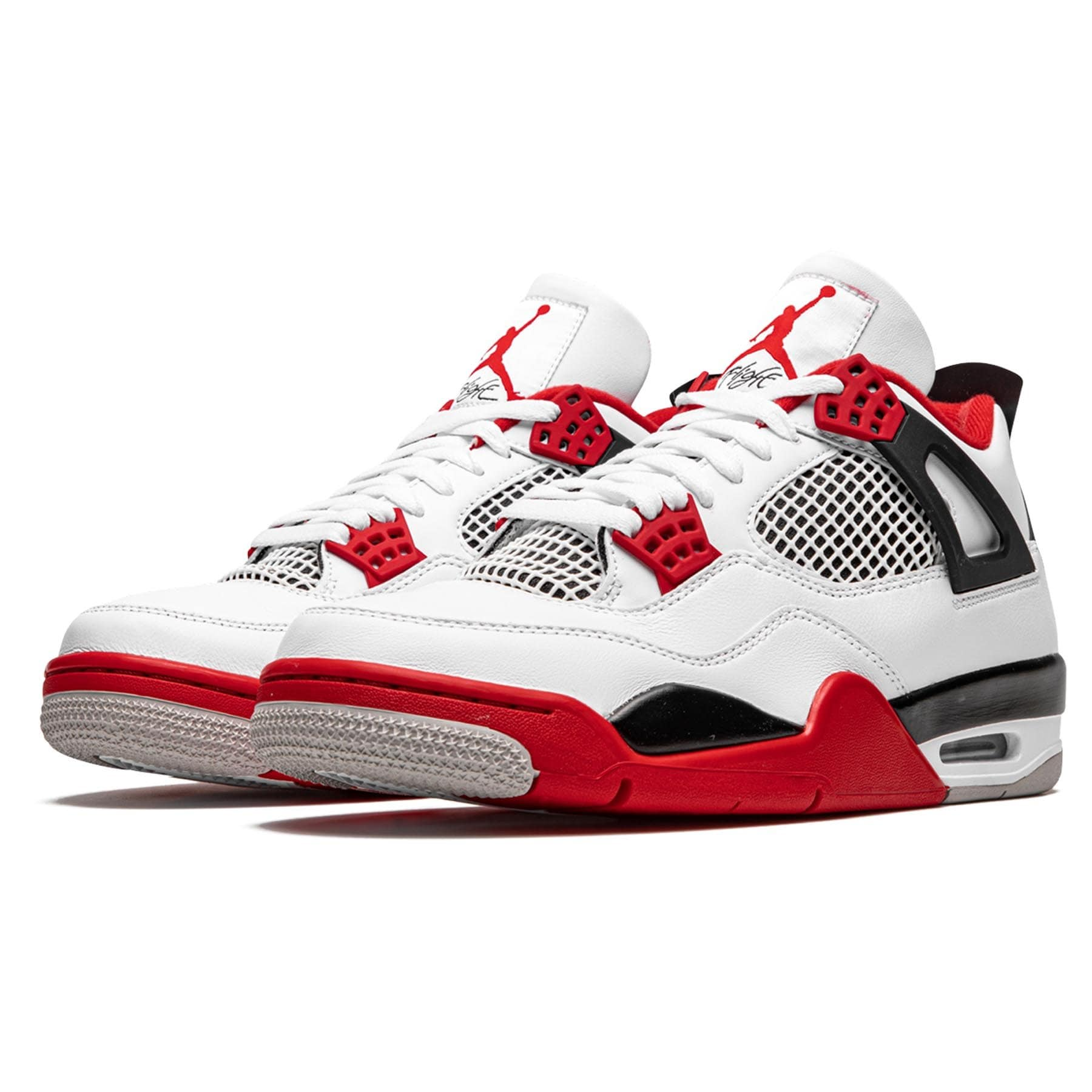 Air Jordan 4 Retro OG 'Fire Red' 2020 - Kick Game