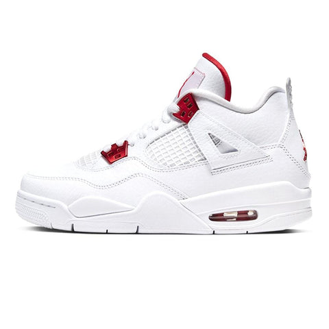 Air Jordan 4 Retro GS 'Red Metallic' - Kick Game