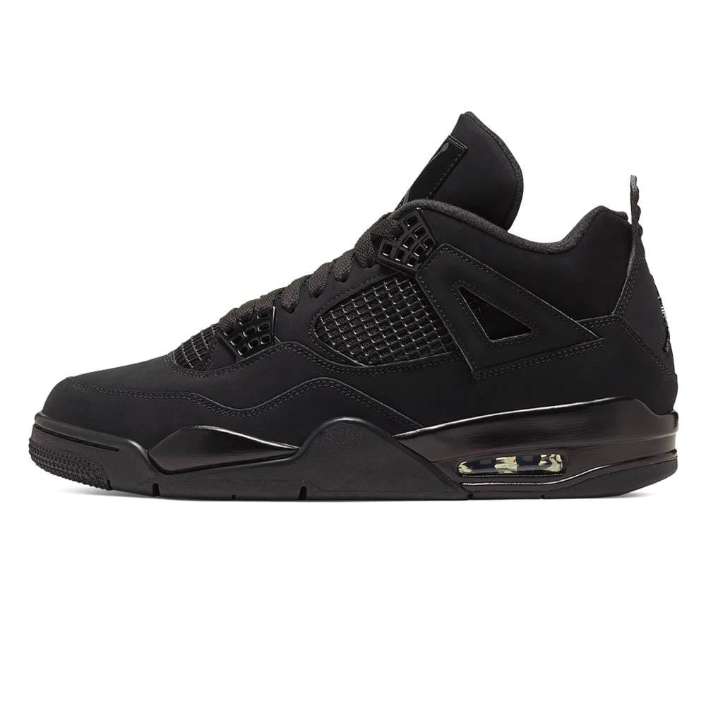 Air Jordan 4 Retro GS 'Black Cat' 2020 - Kick Game