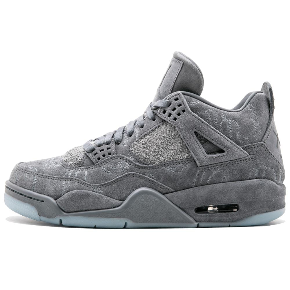 buy online 6a692 0d048 Nike x KAWS Air Jordan 4 Retro 'Cool Grey & White'