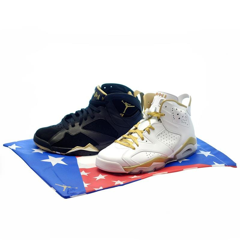new concept 31428 5e69c Air Jordan - Golden Moments Pack 6 - 7 Retro