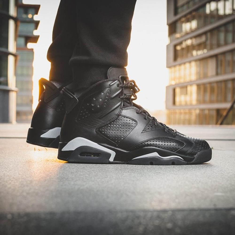 Air Jordan 6 Retro Black Cat - Kick Game
