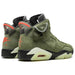 Travis Scott x Air Jordan 6 Retro 'Olive' - Kick Game