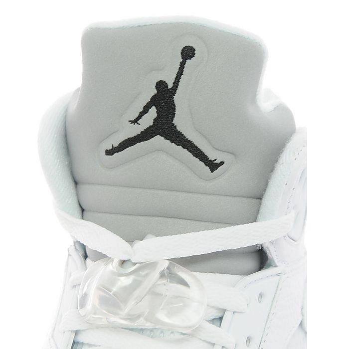 Air Jordan 5 Retro White-Metallic Silver - Kick Game