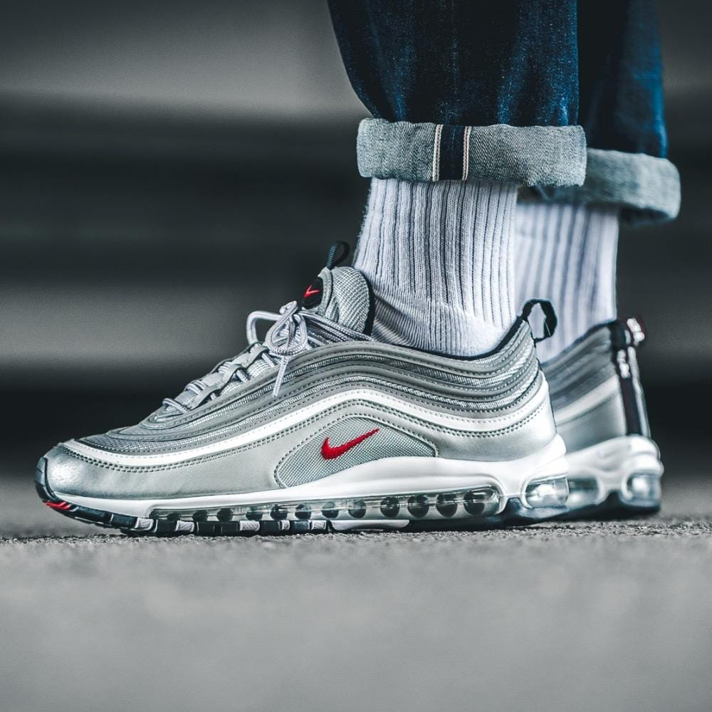 Nike Air Max 97 OG QS Silver Bullet - Kick Game