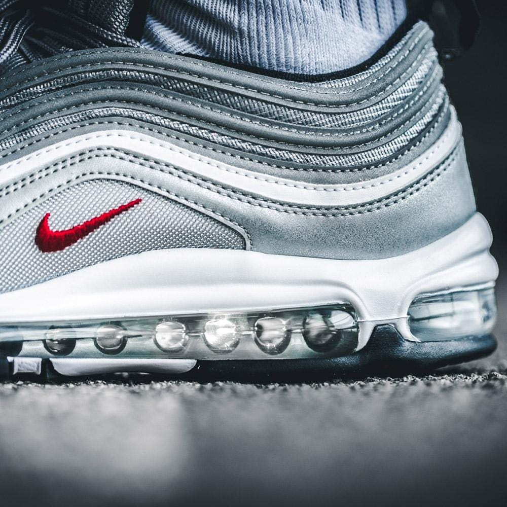 first rate e8c07 a2f32 Nike Air Max 97 OG QS Silver Bullet