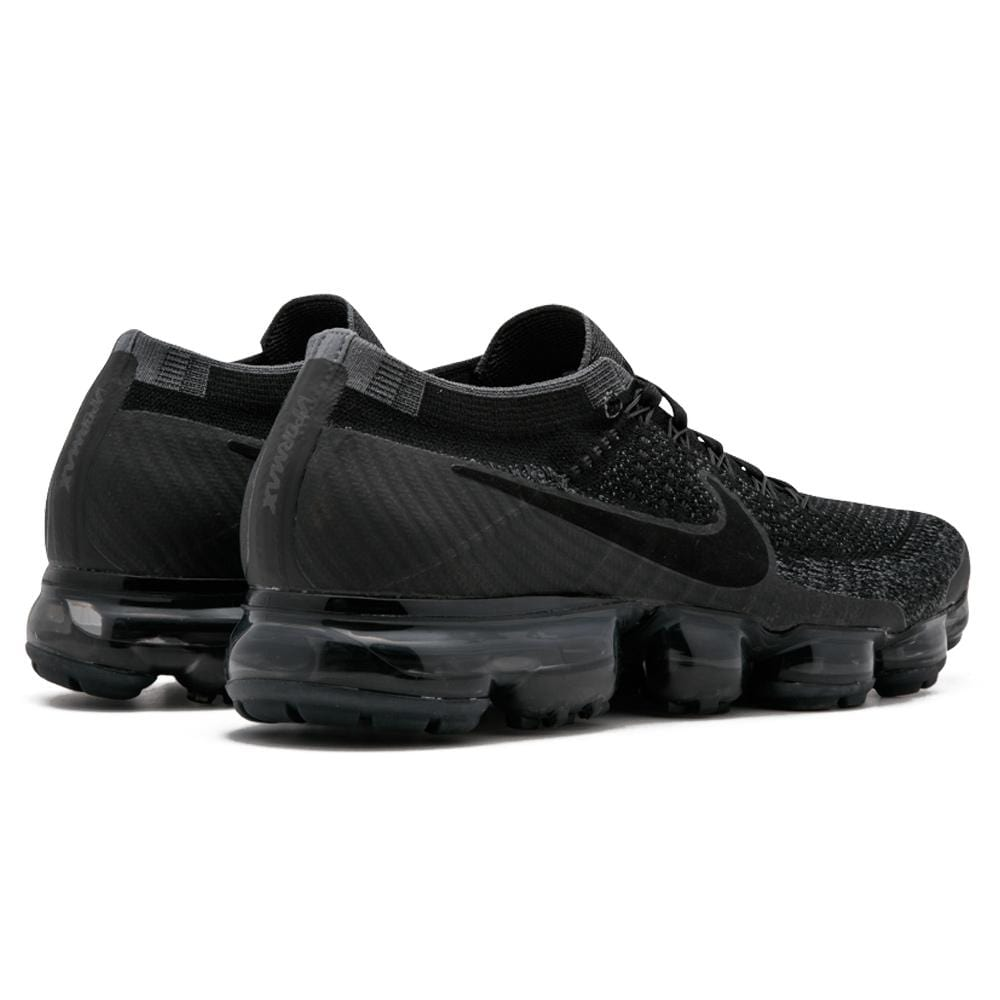 official photos 6aa8e e3fae Nike Air VaporMax Flyknit Black-Anthracite