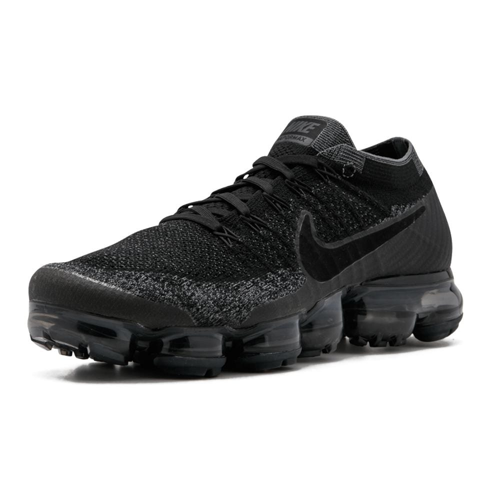 official photos f2db4 38104 Nike Air VaporMax Flyknit Black-Anthracite