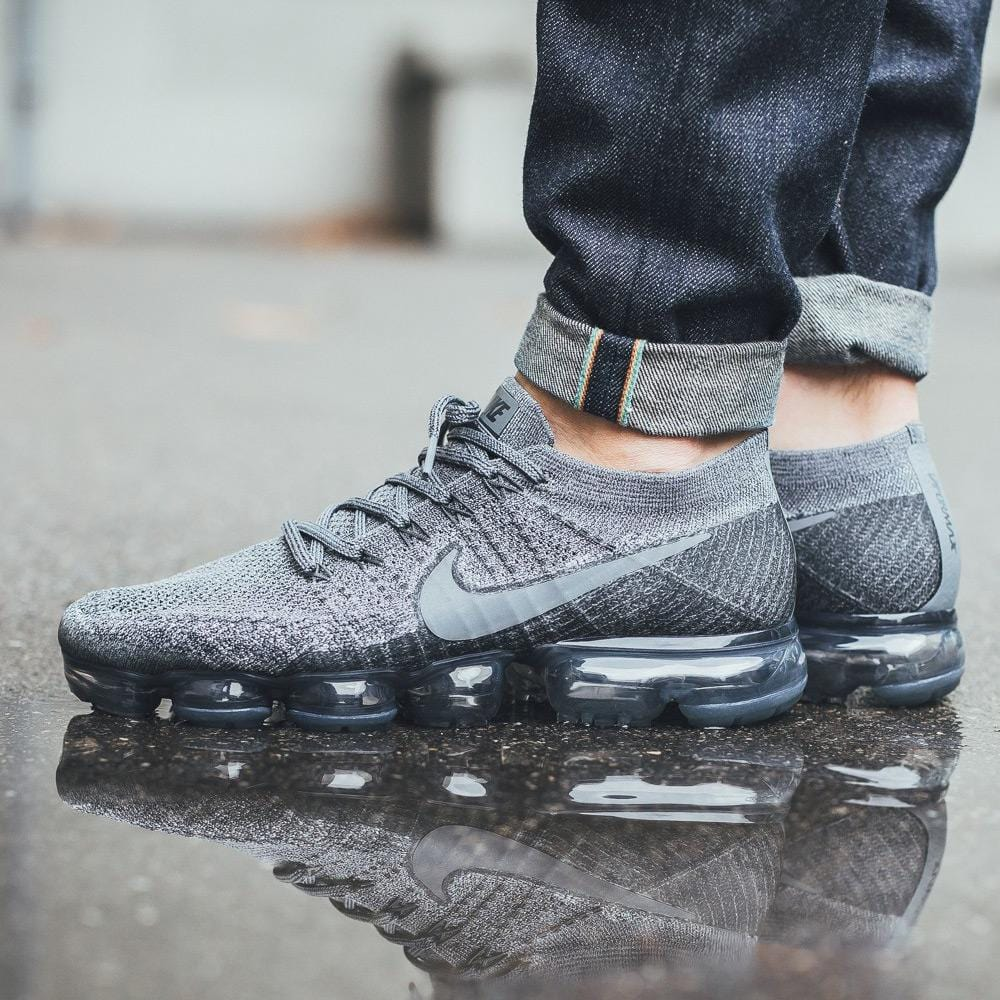 NikeLab Air Vapormax Flyknit Cool Grey - Kick Game