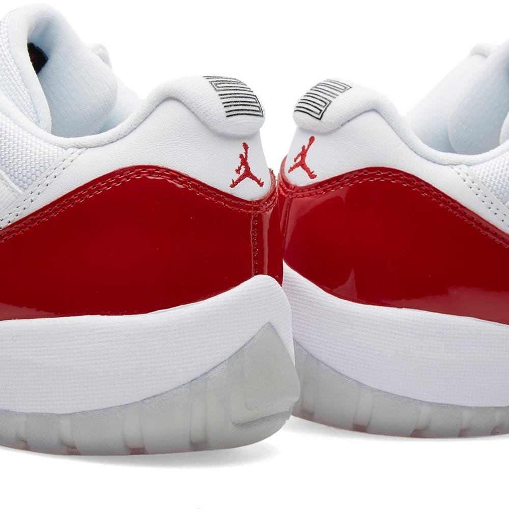 Air Jordan 11 Retro Low Varsity Red - Kick Game