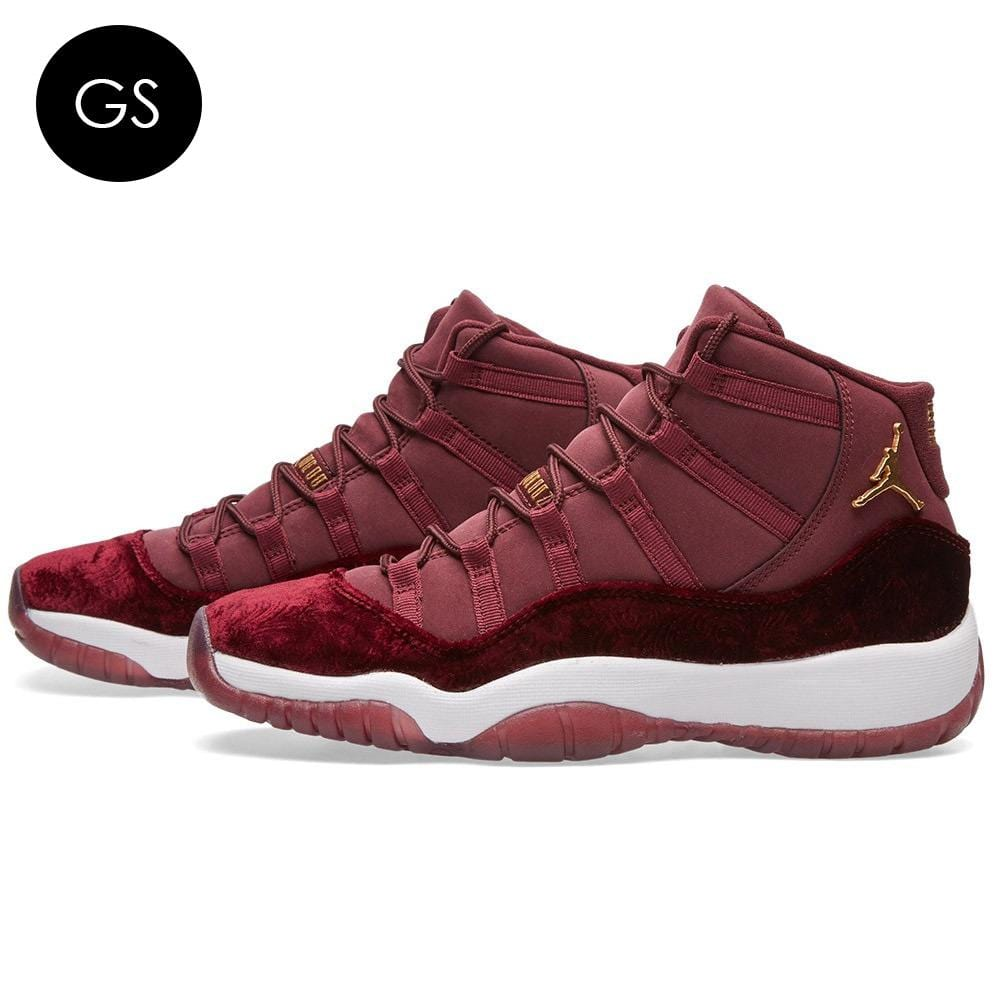 Air Jordan 11 Retro GG Heiress Velvet - Kick Game