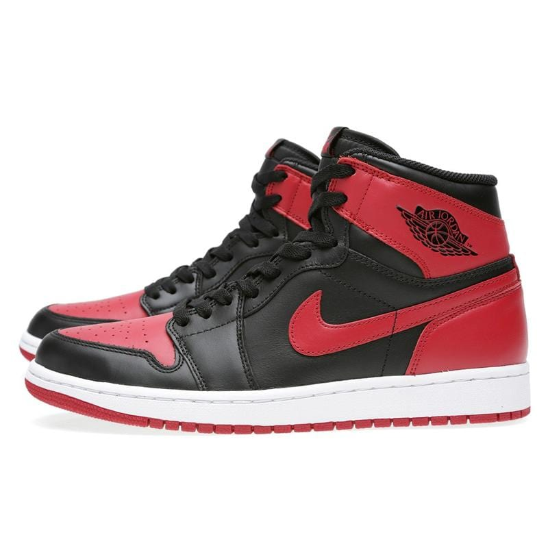 Air Jordan 1 Retro 'Bred' - Kick Game