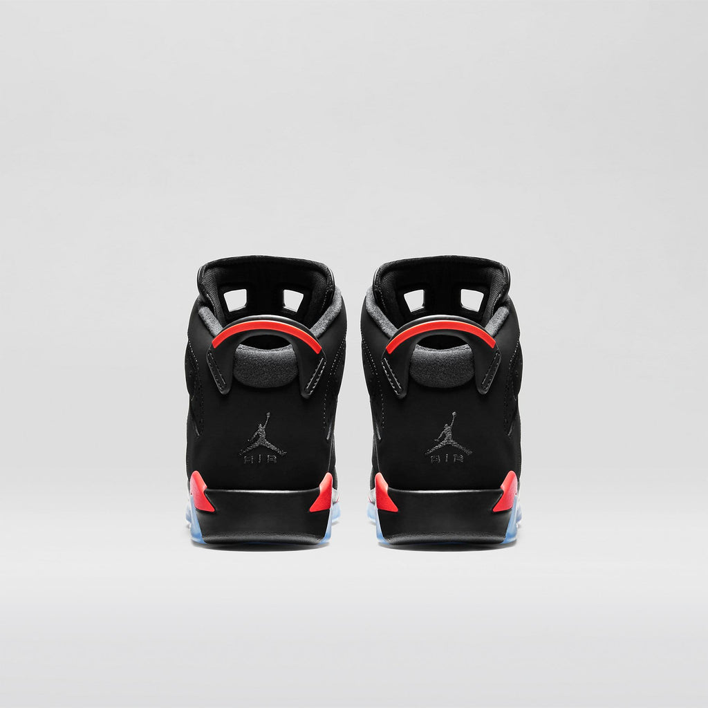Air Jordan 6 Retro GS Black-Infrared 23 - Kick Game