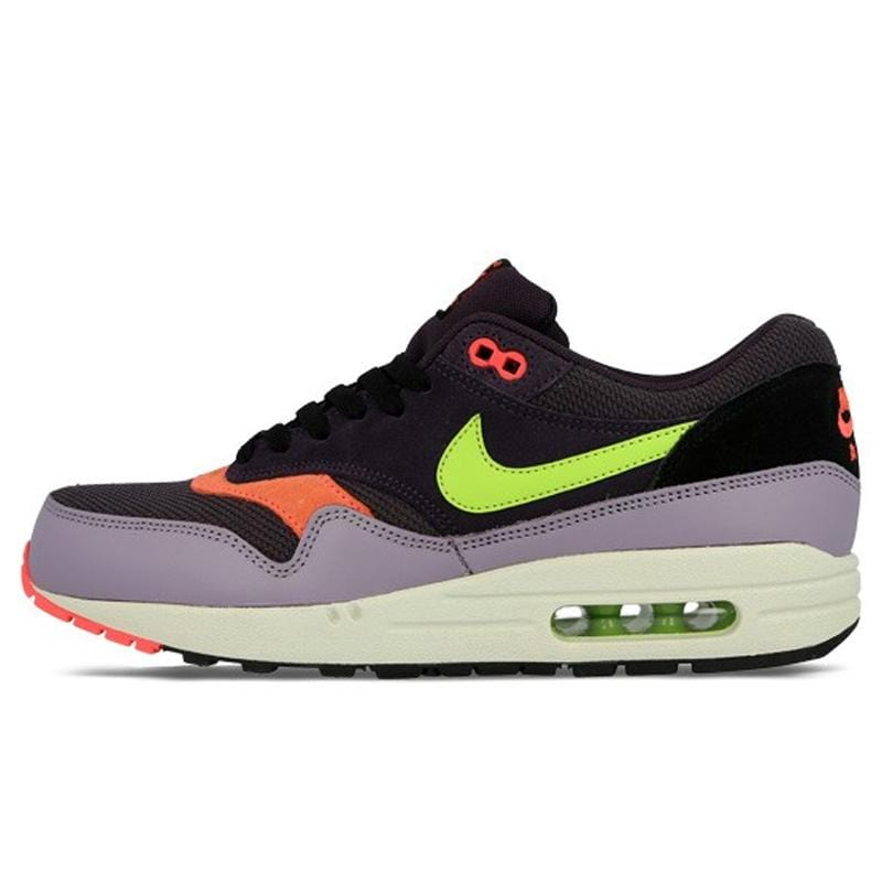 Nike Air Max 1 Essential 'Cave Purple-Force Green - Purple Steel' - Kick Game