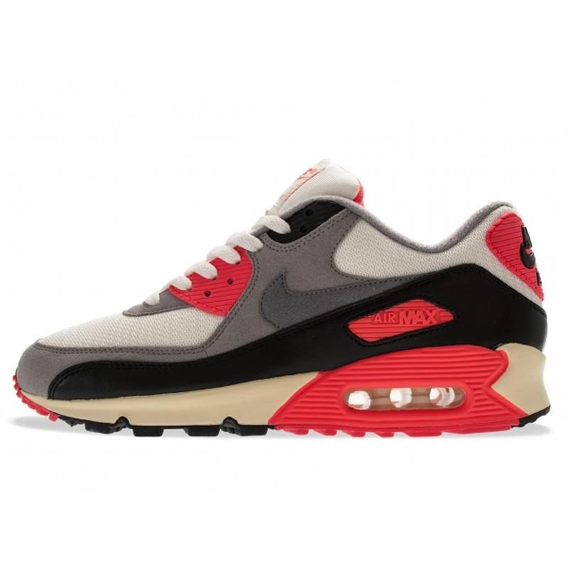 "Nike Air Max 90 OG ""Infrared"" - Kick Game"
