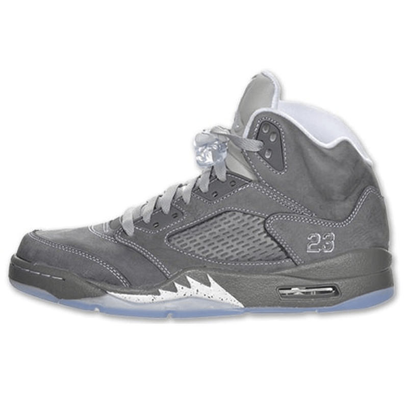 Air Jordan 5 Retro 'Wolf Grey' - Kick Game
