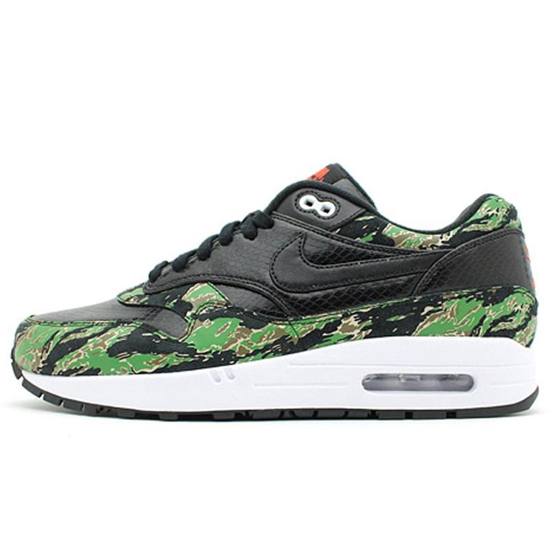 "atmos x Nike Air Max 1 PRM ""Tiger Camo - Snake"" - Kick Game"