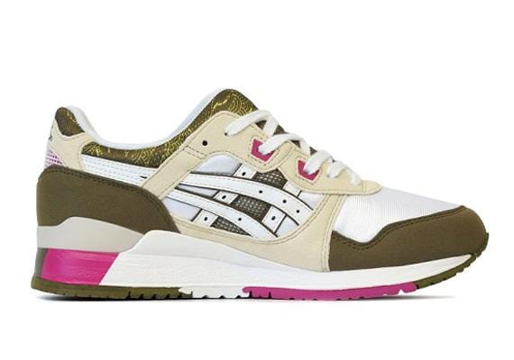 Asics Gel Lyte III Women - Kick Game