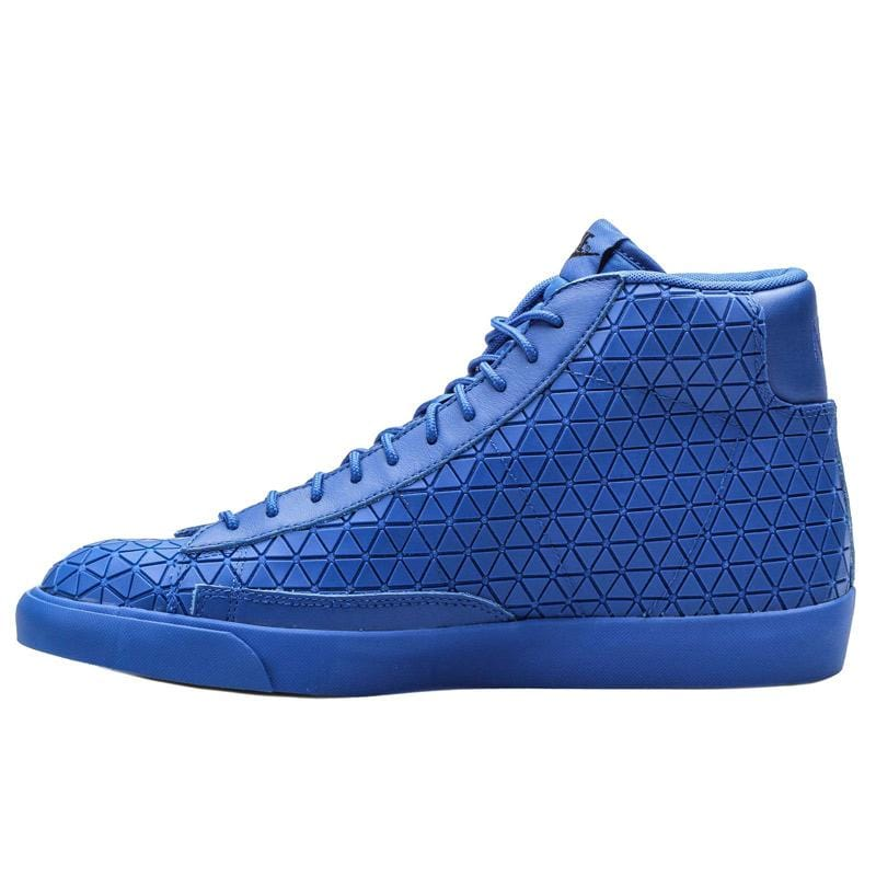 NIKE Blazer Mid Metric QS Royal Blue - Kick Game