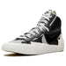 Sacai x Nike Blazer Mid 'Black Grey' - Kick Game