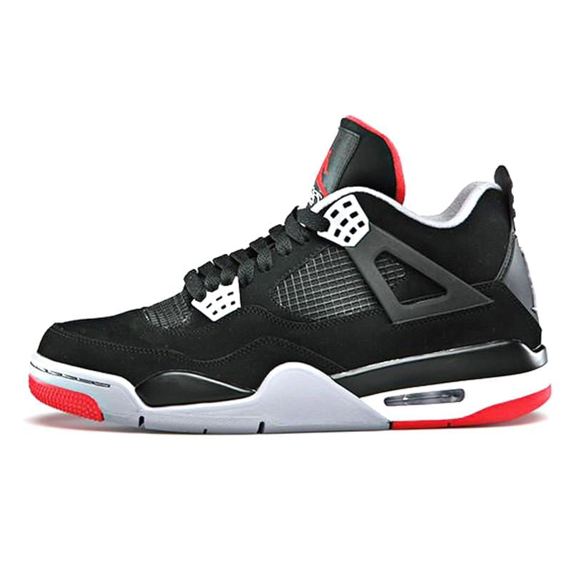 "Air Jordan 4 Retro ""Bred"" - Kick Game"