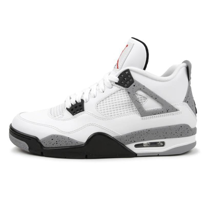 "Air Jordan 4 ""Cement"" - Kick Game"