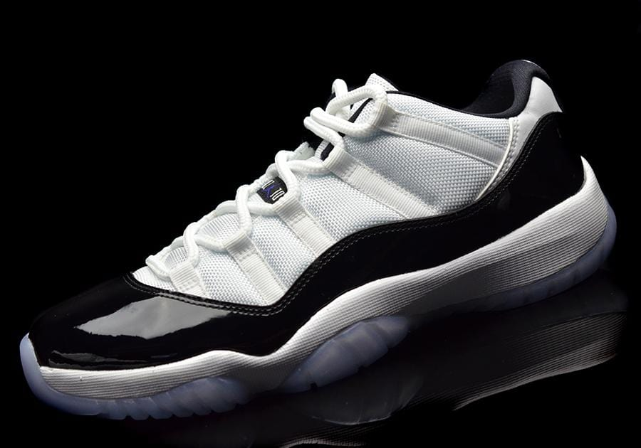 Air Jordan 11 Low Concord - Kick Game