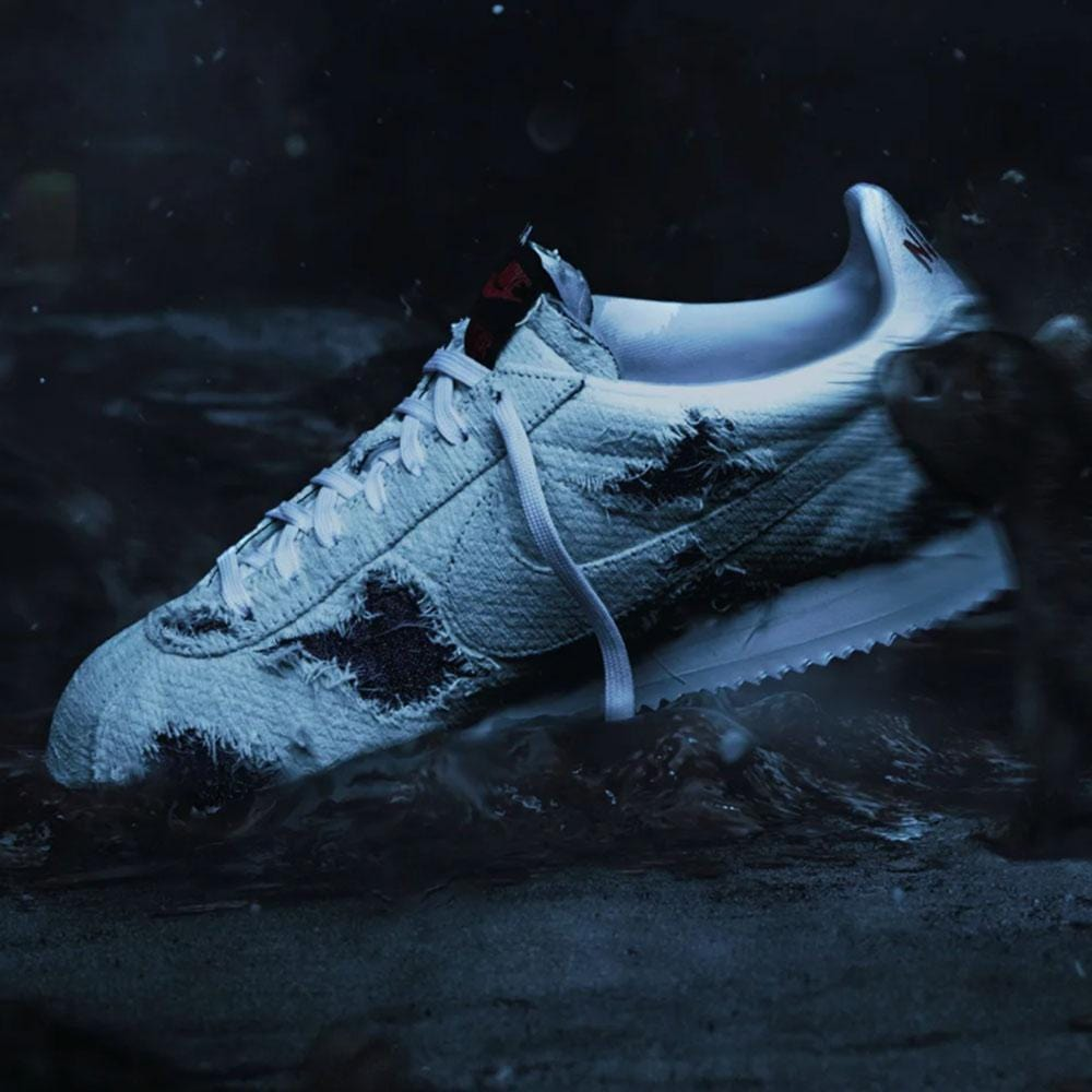 Stranger Things x Nike Cortez QS 'Upside Down' - Kick Game