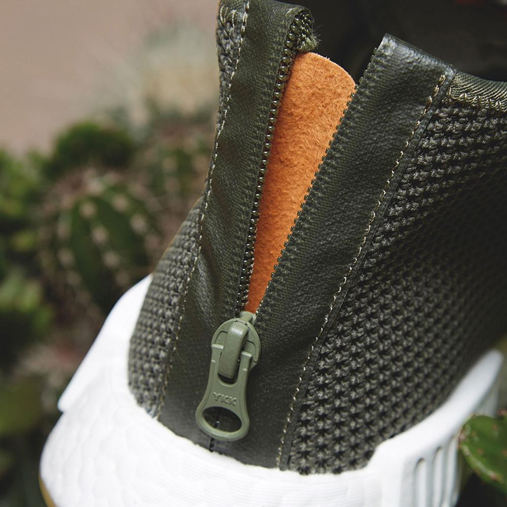 END x Adidas Consortium NMD_C1 Earth Green - Kick Game
