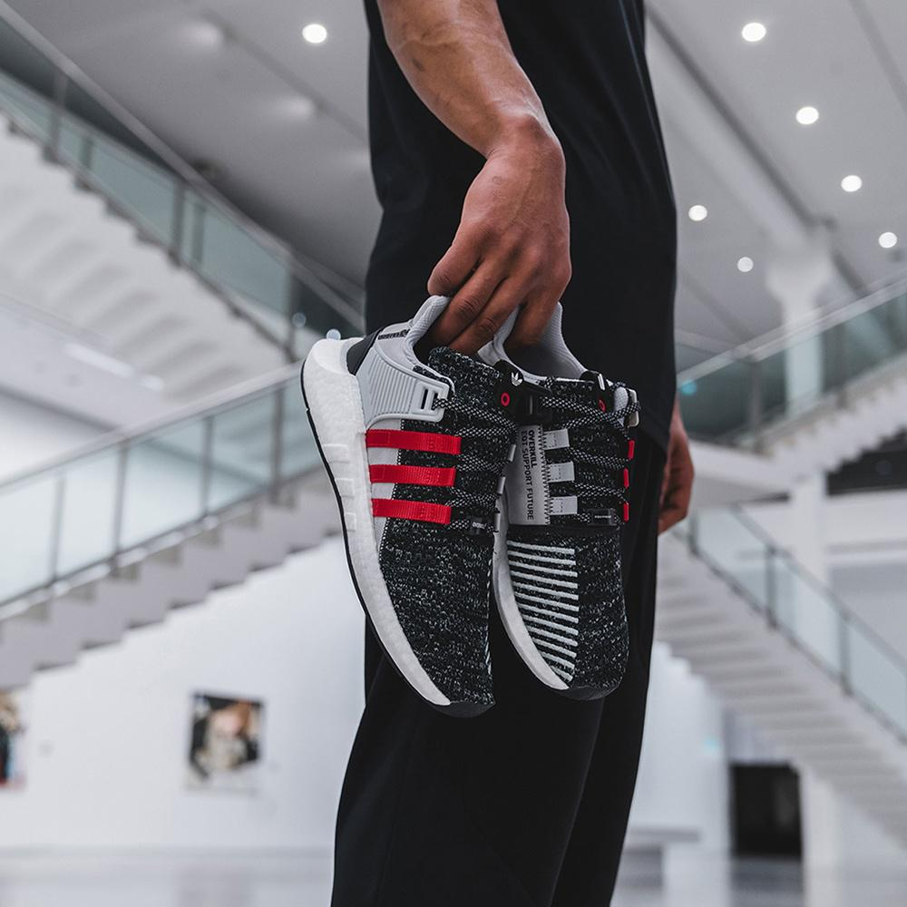 Adidas x Overkill EQT Support Future - Kick Game