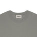 FEAR OF GOD ESSENTIALS 3D Silicon Applique Boxy T-Shirt Gray Flannel/Charcoal - Kick Game