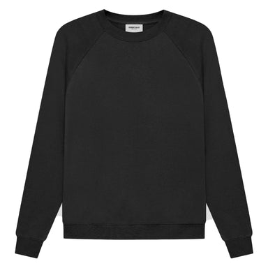 FEAR OF GOD ESSENTIALS Pull-Over Crewneck Black/Stretch Limo - Kick Game
